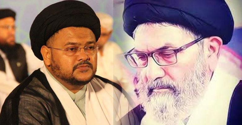 علامہ ساجد نقوی کے سندھ میں داخلے پر پاپندی قابل مذمت ہے