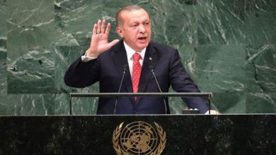 دنیا کی کوئی طاقت فلسطینیوں کے تحفظ سے نہیں روک سکتی۔ ترک صدر