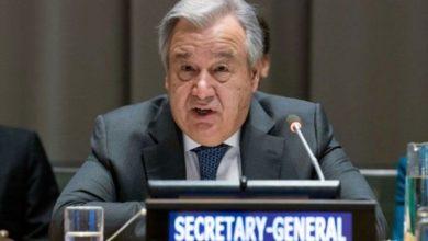 اسرائیلی وزیراعظم نیتن یاہو کے بیان پر اقوام متحدہ کو تشویش