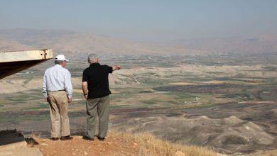 یورپی ممالک نے نیتن یاھو کا وادی اردن منصوبہ مسترد کردیا ہے