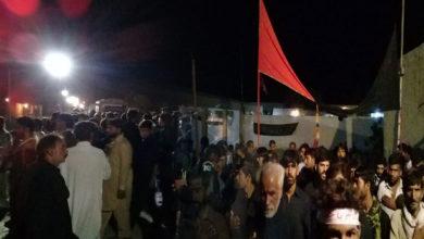 ڈی آئی خان، 7 محرم کا حساس ترین جلوس اختتام پذیر