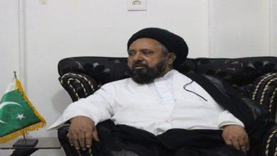 پاکستانی فوج کو یمن سے واپس بلایا جائے۔ علامہ نیاز نقوی