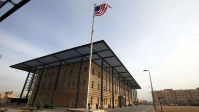 بغداد : امریکی سفارت خانے کے قریب راکٹوں سے حملہ