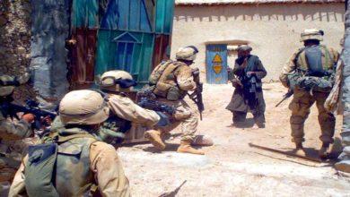دہشت گرد امریکی فوجیوں کا حملہ، چار افغان شہری شہید