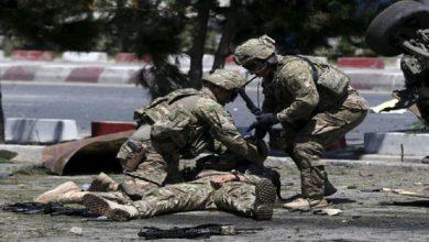 بم دھماکے میں آٹھ دہشت گرد امریکی فوجی واصل جہنم