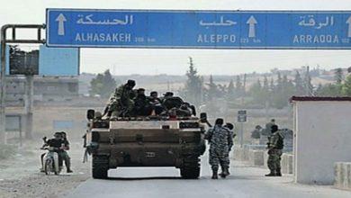 شامی فوج الرقہ میں پہنچ گئی، کردوں کا والہانہ استقبال