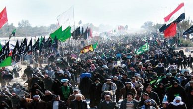 عراق: سیدالشہداء ؑ کا چہلم قریب،کاروانِ حسینی کا جوش عروج پر