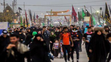 اربعین ملین مارچ میں شیعہ سنی اتحاد کا شاندار مظاہرہ