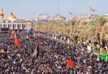 اربعین ملین مارچ کے کروڑوں زائرین کربلا معلیٰ پہنچ گئے
