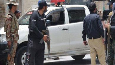 کوئٹہ سی ٹی ڈی کی کاروائی، کالعدم تنظیم کا ٹارگٹ کلر گرفتار