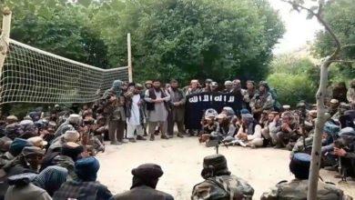 عرب ممالک کے تعاون سے'' داعش '' افغانستان منتقل ہوگئی ہے