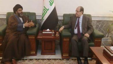 علامہ شفقت شیرازی کی سابق عراقی وزیراعظم سے ملاقات