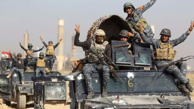 عراقی تیل کمپنی پر داعشی دہشت گردوں کےحملے کی کوشش ناکام
