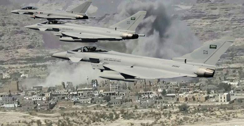 سعودی درندگی جاری، 1دن میں 170بار بمباری