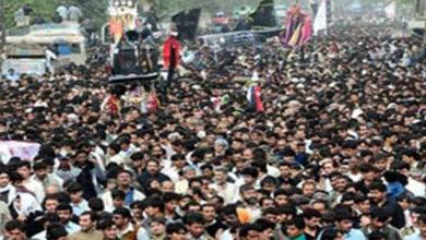 لاہور پولیس نے چہلم امام حسینؑ کا سکیورٹی پلان تشکیل دے دیا