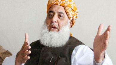 مولانا فضل الرحمان پاکستان اور کشمیر کے دشمن ہیں