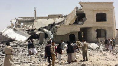 یمن کے خلاف جارح سعودی اتحاد کے فضائی حملے جاری