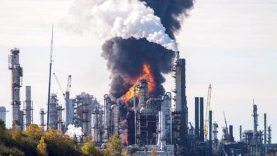 سعودی عرب کی تیل ریفائنری میں ایک اور دھماکہ