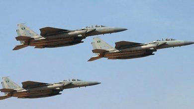 یمن پر سعودی افواج کے جنگی طیاروں کی وحشیانہ بمباری