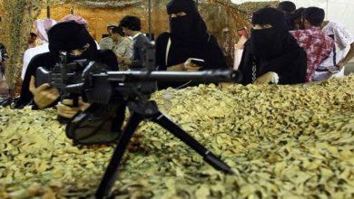 سعودی مردوں کو موت کا خوف، خواتین میدان جنگ میں آنے لگیں