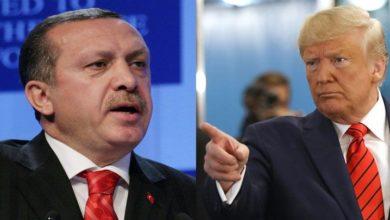 امریکی صدر ٹرمپ کی جانب سے ترکی کی معیشت تباہ کرنے کی دھمکی
