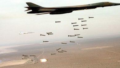 امریکی فوج نے ایک ماہ میں 948 بم گرا کر9 سالہ ریکارڈ توڑ دیا