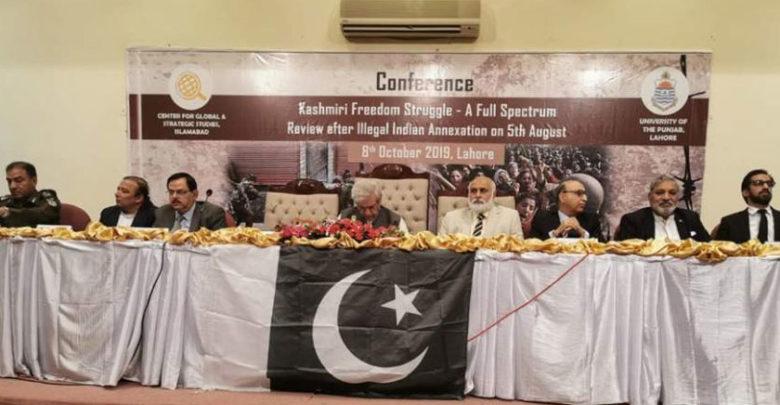 امریکہ، اسرائیل اور بھارت مل کر پاکستان کے خلاف کام کر رہے ہیں