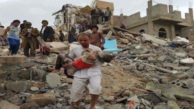 یمن پر سعودی اتحاد کے جنگی طیاروں کے 12 گھنٹے میں 30 حملے