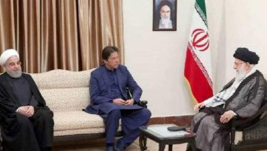 ایران سعودی مصالحت، عمران خان کے دورہ ایران کا اعلامیہ جاری