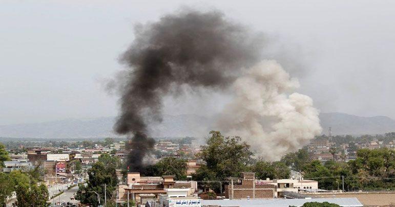 افغانستان: مسجد پر دھماکوں میں 30 نمازی جاں بحق اور 55 زخمی