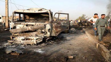 غزنی یونیورسٹی اور کیڈٹس کی بس پر بم دھماکے، درجنوں جاں بحق