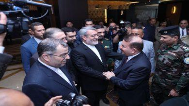 اربعین حسینی پر ایران اور عراق کے وزرائے داخلہ کا اجلاس