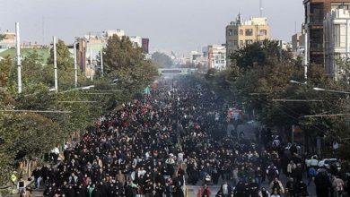 سید الشھداء حضرت امام حسینؑ کے چہلم پر ایران کی فضا سوگوار