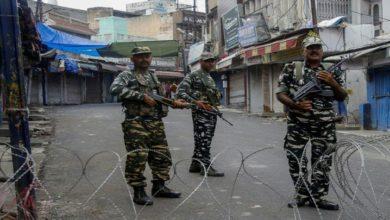 بھارتی حکومت نے مقبوضہ کشمیر کو 2 حصوں میں تقسیم کردیا