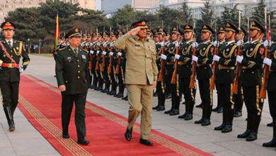 چینی عسکری قیادت کی مسئلہ کشمیر پر پاکستانی مؤقف کی حمایت