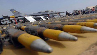 امریکہ سے اسلحہ خریدنے والے ممالک میں بحرین کا پانچواں نمبرپر آگیا