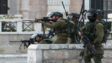 اسرائیلی فوج کا مظاہرین پر حملہ، فلسطینیوں کے 140 گھر مسمار