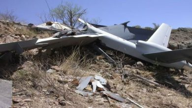 یمنی فوج نے ایک اور سعودی عرب کا ڈرون طیارہ تباہ کردیا