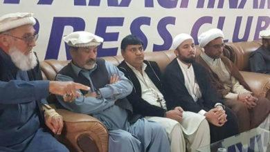 گستاخ امام مہدی واجب القتل ہے، شیعہ سنی رہنماؤں کا اعلان