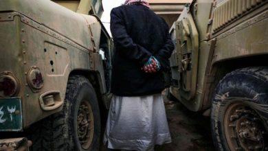 عراق کے شہر موصل سے داعش کا اہم کمانڈر زیر حراست