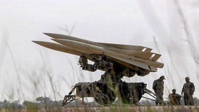 ایرانی فضائیہ نے ماہ شہر علاقے میں ڈرون طیارہ تباہ کر دیا