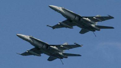 عراقی فضائیہ کے حملوں میں درجنوں داعشی دہشت گرد ہلاک
