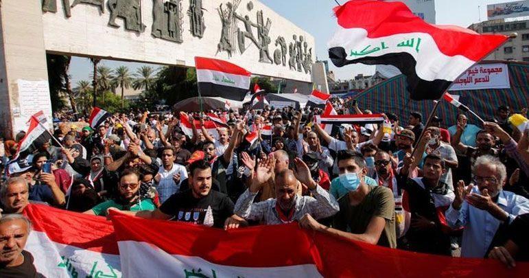 عراقی تنظیموں کا امریکی مداخلت کے خلاف ڈٹ جانے کا عزم
