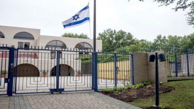 اسرائیل کے دنیا بھر میں سو سے زائد سفارت خانے بند