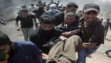 بیت المقدس میں اسرائیلی فوجیوں اور فلسطینیوں کے درمیان جھڑپیں