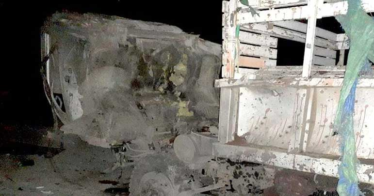 کچلاک، ایف سی اہلکاروں پر حملہ تین جوان شھید
