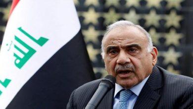 عراقی وزیراعظم عادل عبدالمہدی نےمستعفی ہونے کا اعلان کردیا