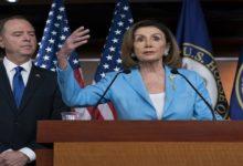 صدر ٹرمپ نے امریکی سلامتی کو کمزور کیا ہے۔ ننسی پیلوسی