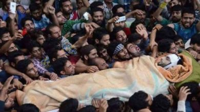 بھارتی فوج کی جارحیت، مقبوضہ کشمیر میں تین جوان شہید