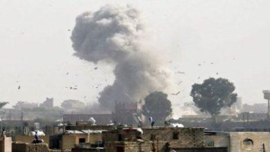 سعودی فضائی حملے، یمن کے صوبہ الحدیدہ پر وحشیانہ بمباری
